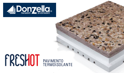 Heat Insulating Paving